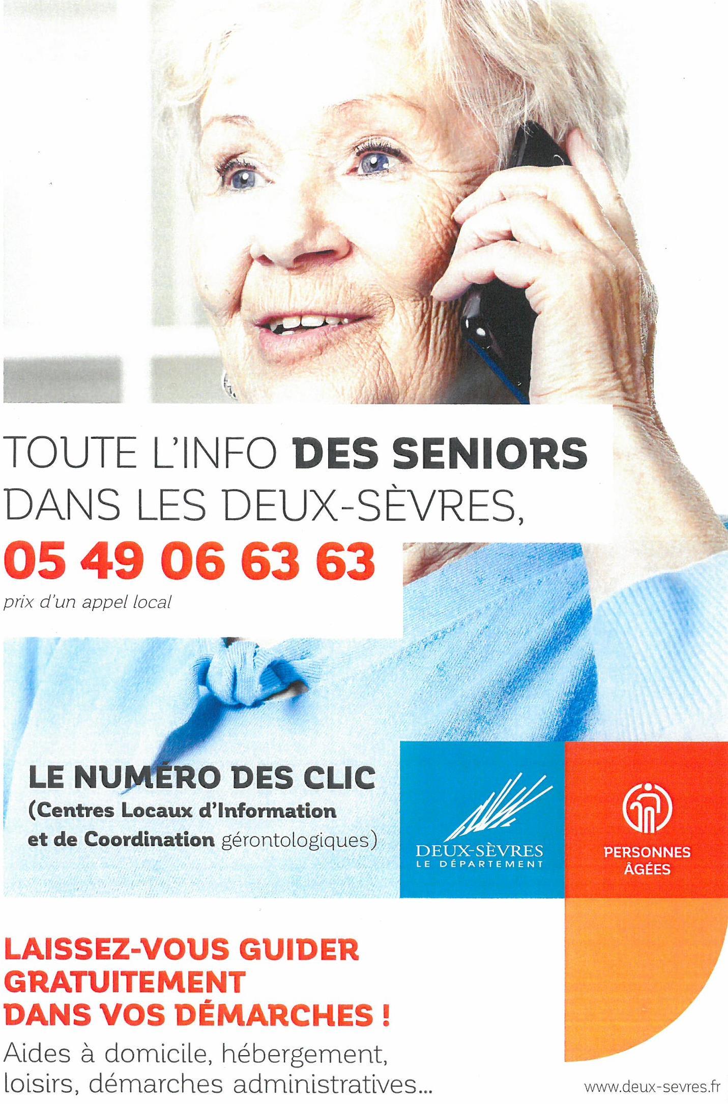 TELEPHONE - CLIC