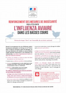 MESURES INFLUENZA AVIAIRE 22122016