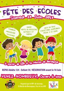 Fête des Ecoles @ La figère | Saint-Martin-de-Bernegoue | Nouvelle-Aquitaine | France