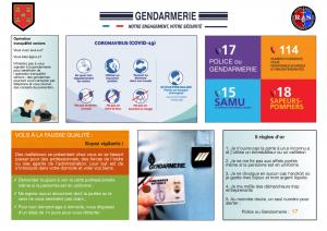 conseils gendarmerie pour les seniors