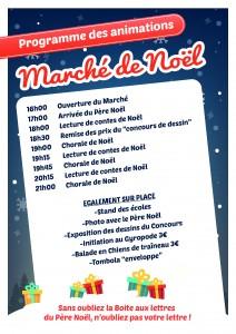 MARCHE DE NOEL-ProgrammeA4_2019
