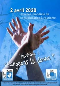 Affiche France en bleu 79