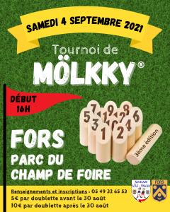 Affiche Molkky 4 septembre 2021